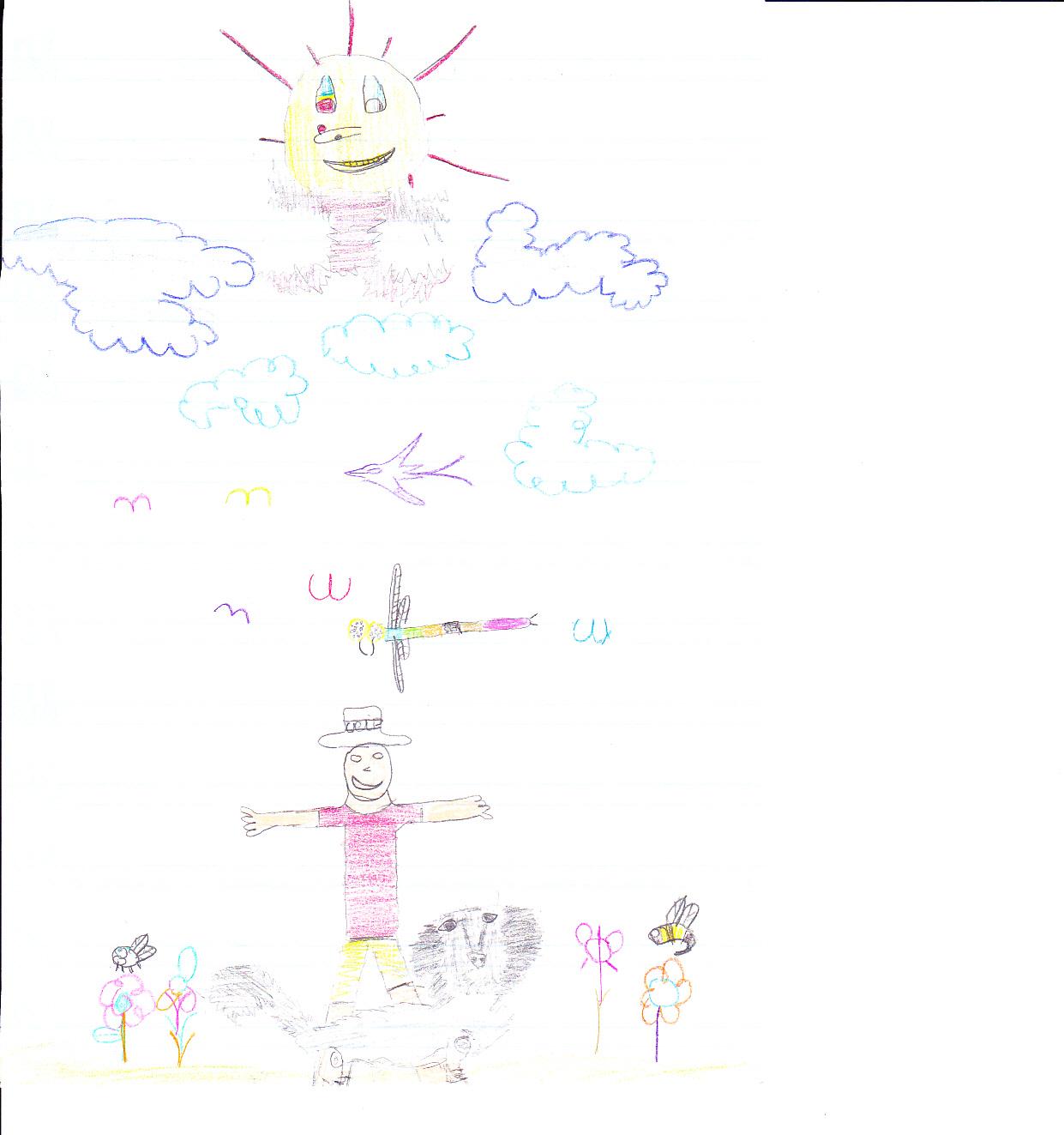 Ceip El Zargal Second Grade La Cabra Luna Rafael Y