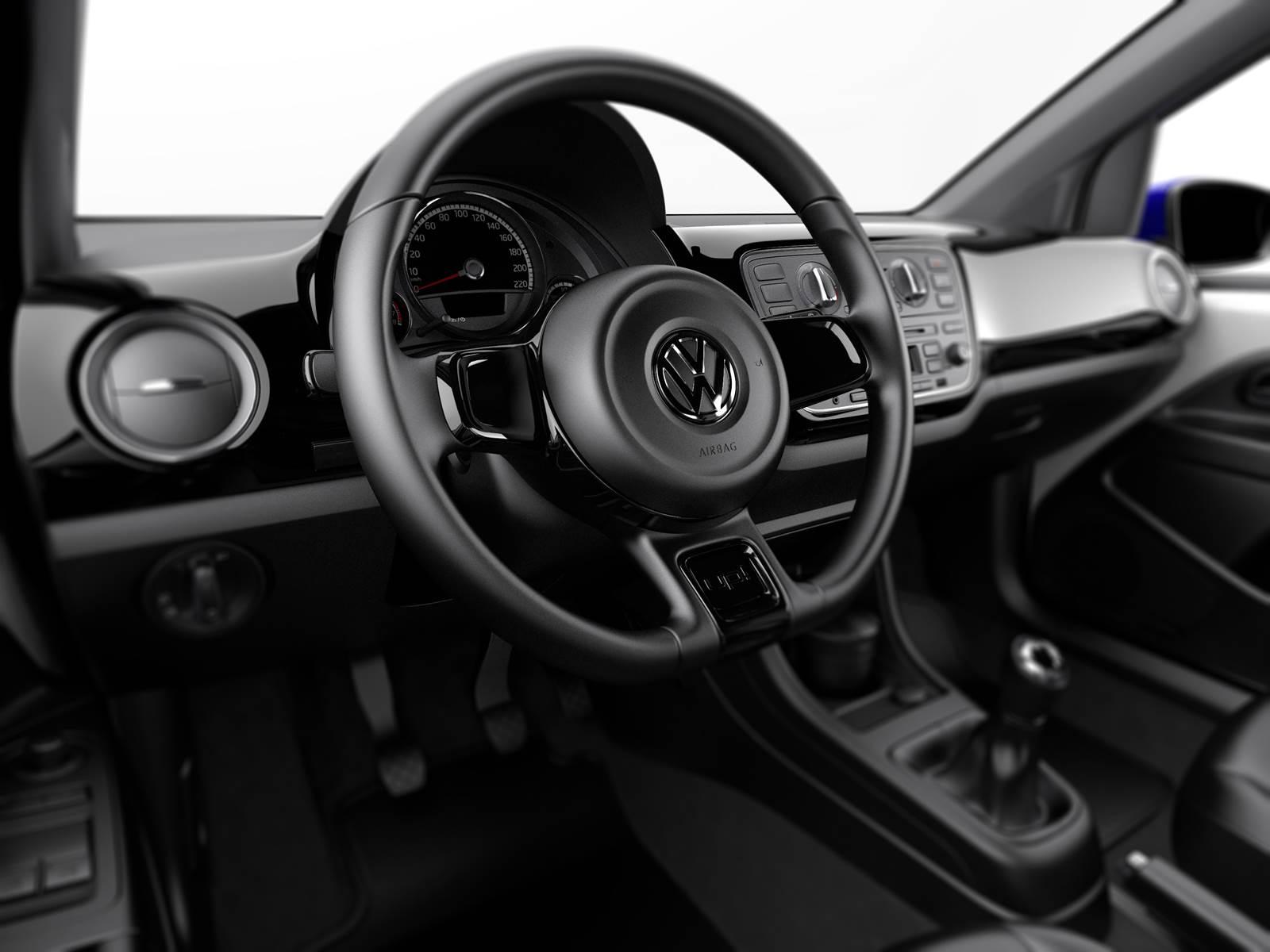 Volkswagen Up!: preços têm variação positiva em agosto