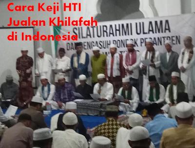 """Mengungkap Kebohongan Kabar """"Para Kiai Pesantren Berkumpul di Jember Dukung HTI"""""""