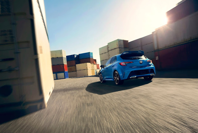 All-New 2019 Corolla Hatchback Marketing Campaign Proves the Hatch is Back!