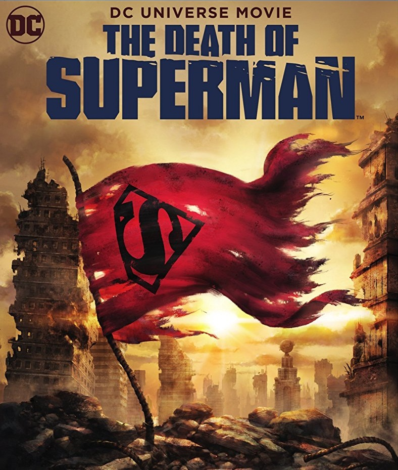 The Death of Superman [2018] [DVDR] [NTSC] [Latino]