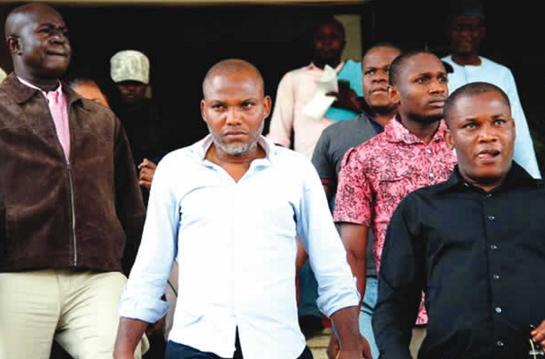 mazi nnamdi kanu jailed