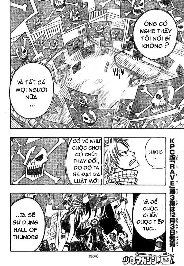 Fairy Tail chap 113 trang 8