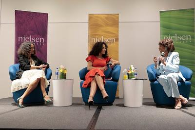 Nielsen Bolsters The 'POWER OF SHE' With Maxine Waters, Mara Brock Akil & Angela Rye in LA