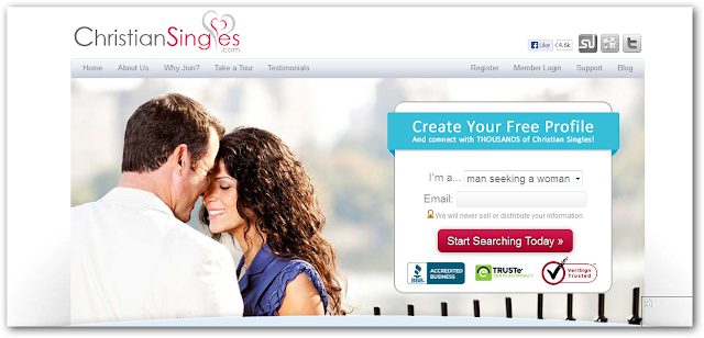 International Christian Dating Site
