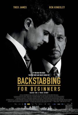 Backstabbing For Beginners [2018] [DVD] [R1] [NTSC] [Latino]