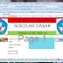 Aplikasi Excel untuk Rapor SD