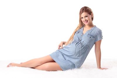Vestidos de Moda para Embarazadas