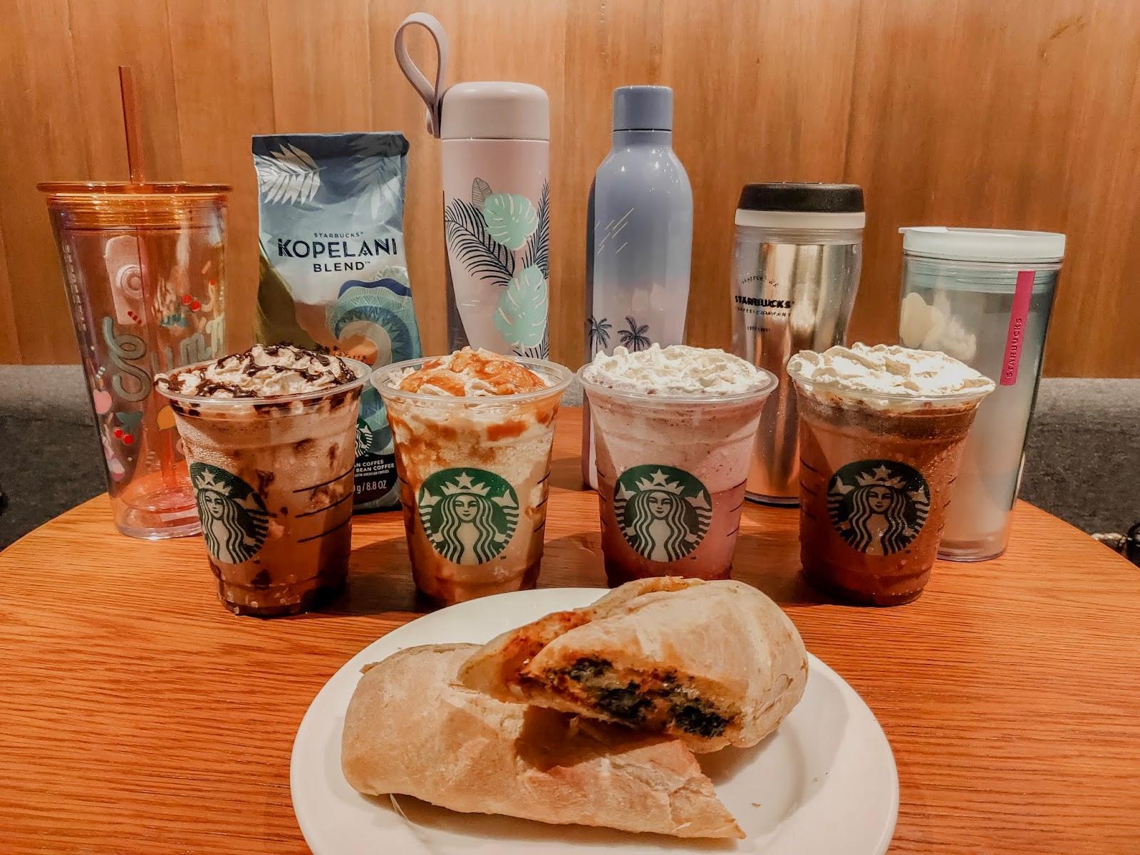 Starbucks Philippines Summer Merchandise Jexx Hinggo