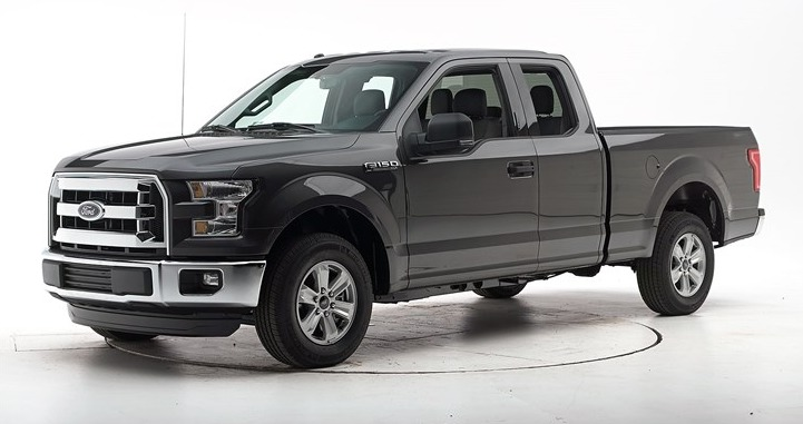 2016 Ford F 150 XLT Sport Supercab