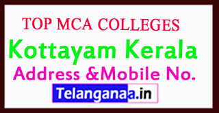 Top MCA Colleges in Kottayam Kerala