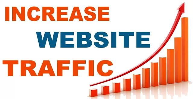 Ways to Increase Website Traffic, in 2018