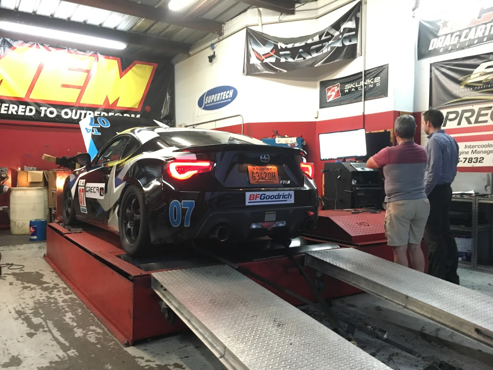 Circuit Motorsports: Flat-Out: Dyno Tuning Race Prepped FR-S / 86s