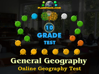 Geography Online Test