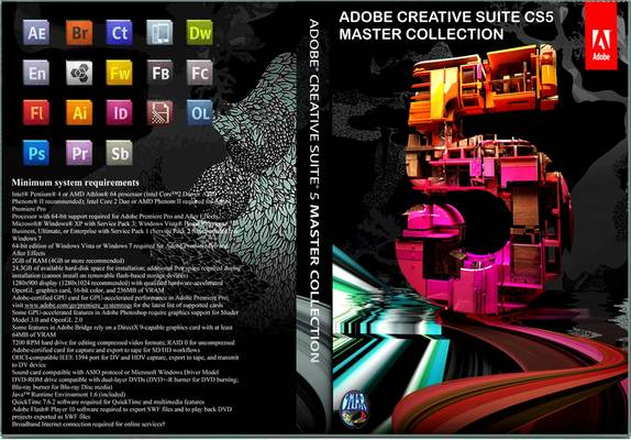Adobe master collection cs5 download