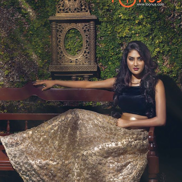 Aditi Ravi latest photos from Grihalakshmi magazine
