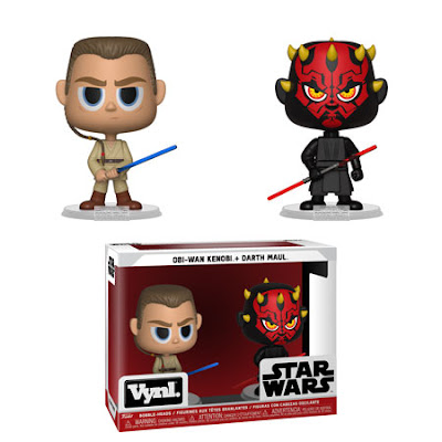 Vynl.: Star Wars™ - Darth Maul and Obi Wan
