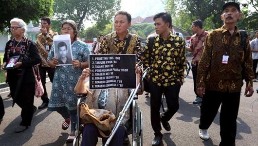 Jokowi Diminta Bentuk Tim Pencari Fakta Penculikan Aktivis