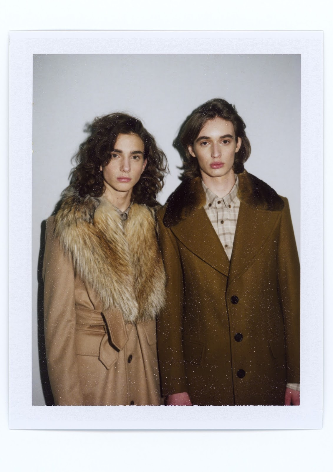 Baartmans and Siegel AW16 Polaroids
