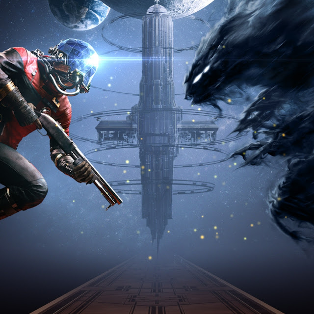 Prey Wallpaper Engine