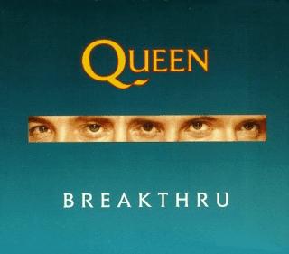 Queen - Breakthru okładka singla