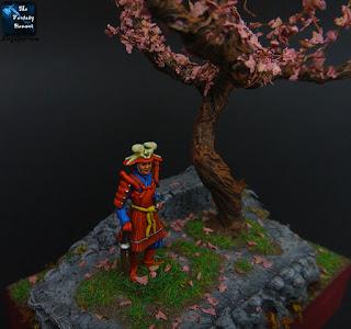 Samurai in the Cherry Blossom Land - FKB