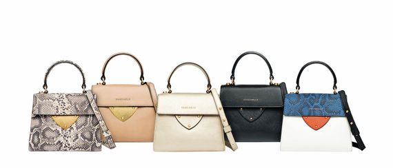 Coccinelle b14 mini bags