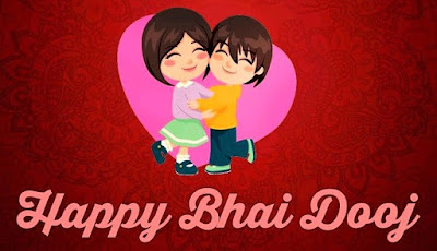 Happy bhai dooj wishes sms messages short quotes shayari hindi bhaiya dooj wishes quotes shayari for brother sister m4hsunfo
