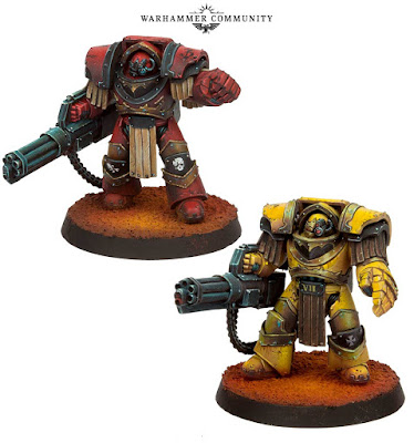 Cataphractii Iliastus assault cannon