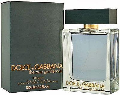DOLCE & GABBANA - THE ONE GENTLEMAN