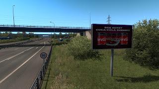 ets 2 real advertisements v1.3 screenshots, russia 8