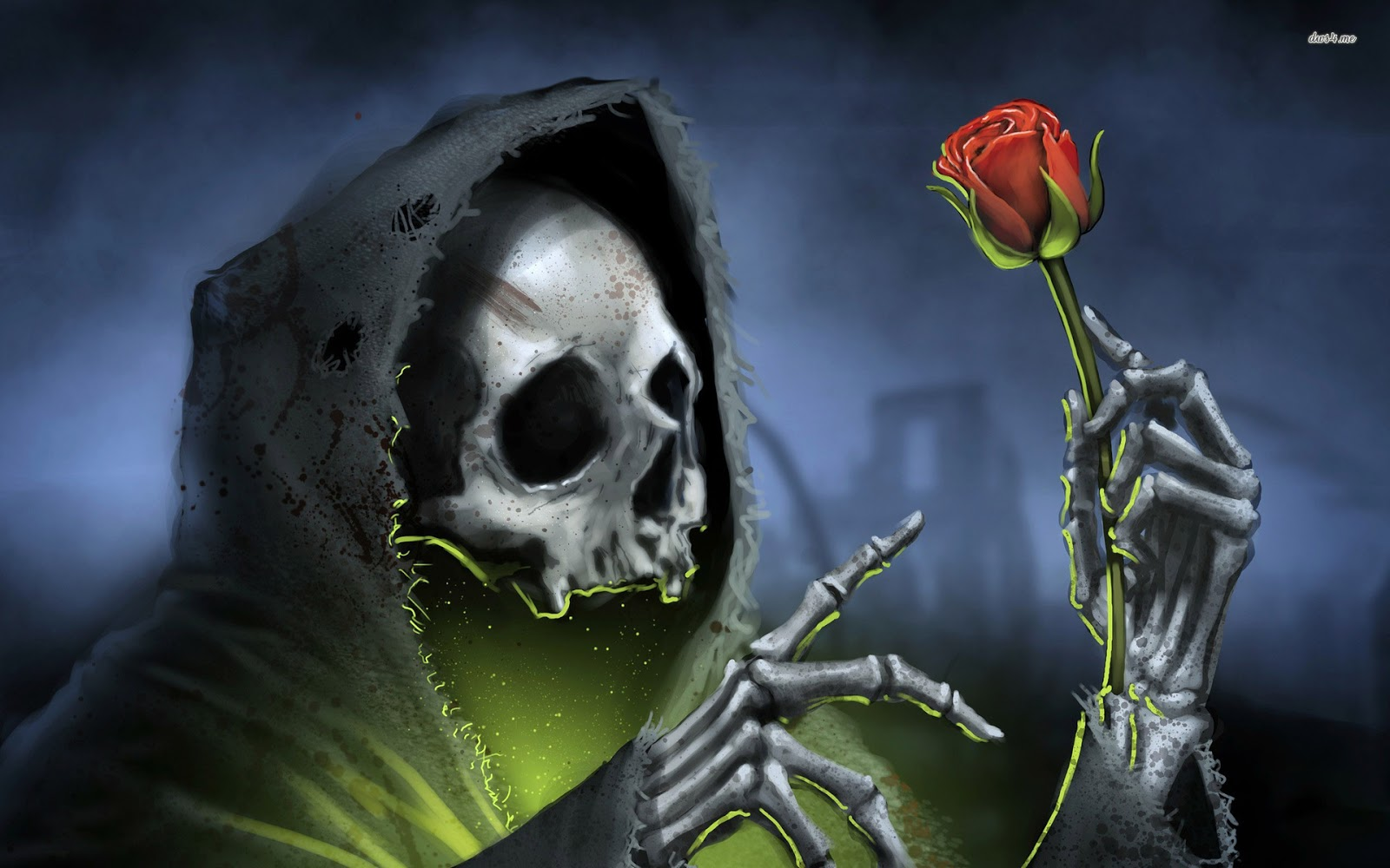 Blog de Cornelio Westenenk Los mensajes de la Muerte