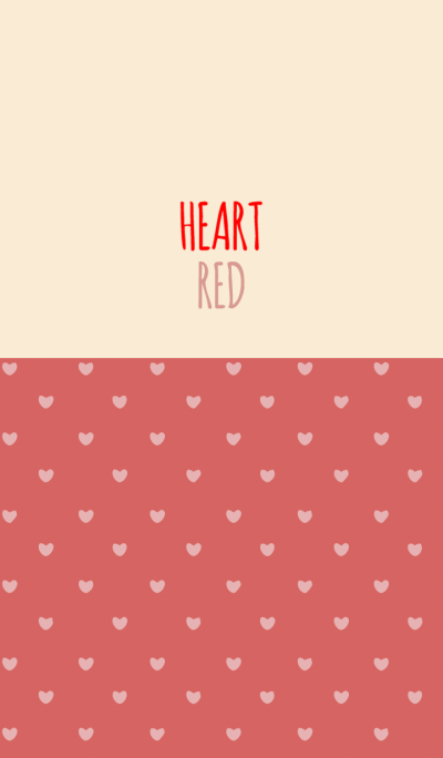 RED 2 (HEART)