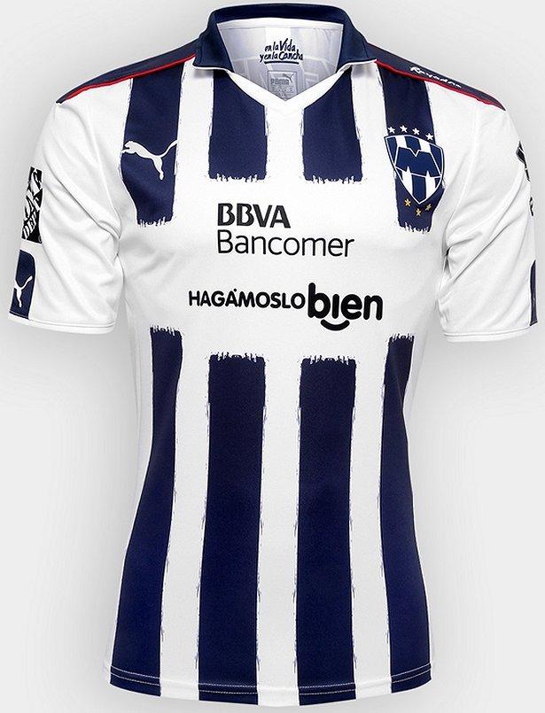 63b1291956 Puma divulga as novas camisas do Monterrey - Show de Camisas