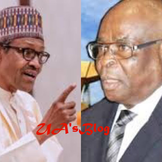 CJN Onnoghen: How Buhari Govt Filed Criminal Charges Within 4 Days [See Petition Details]