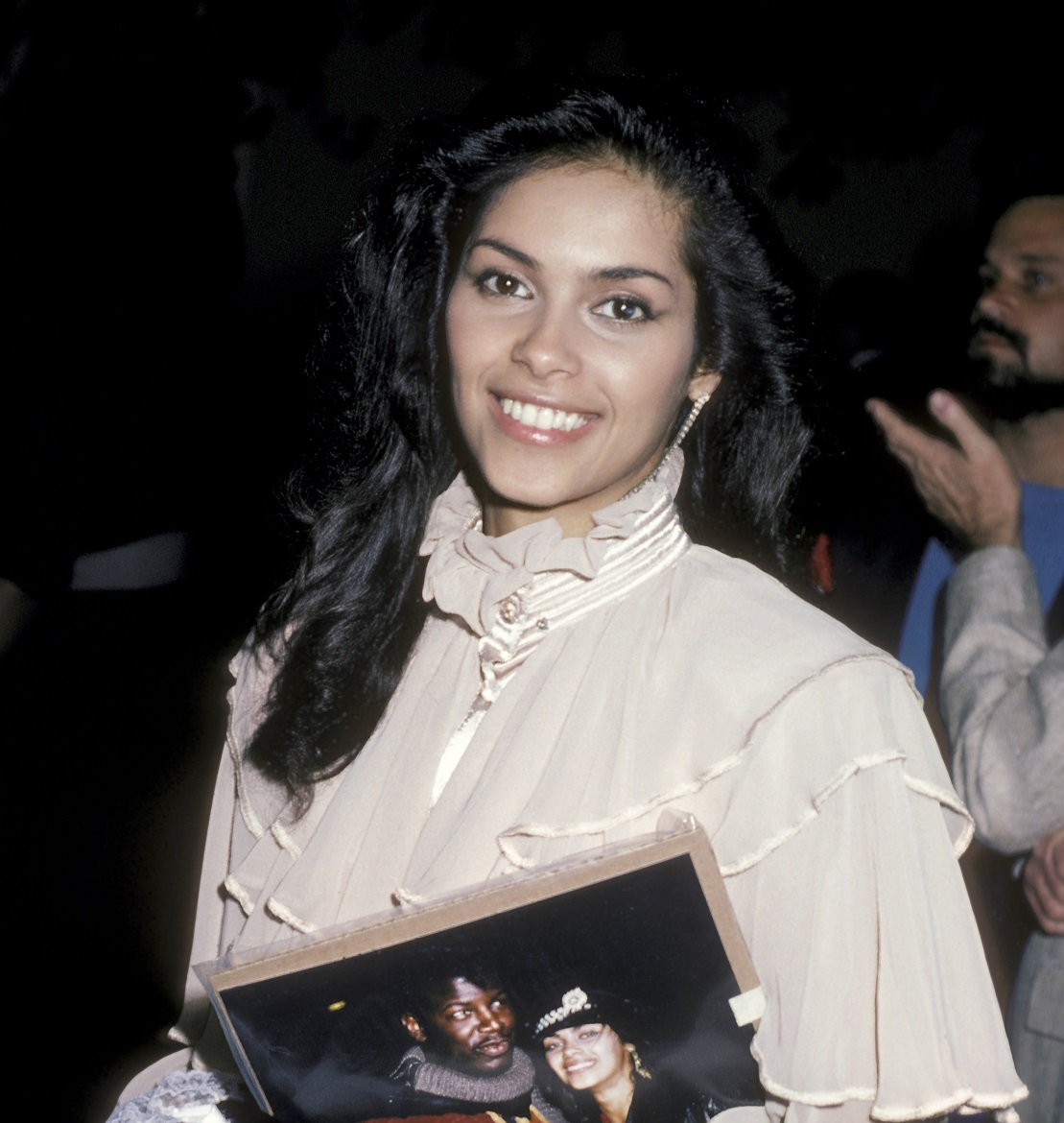 The Lair of the Silver Fox.: Denise Matthews, a/k/a Vanity ... Vanity Singer Today