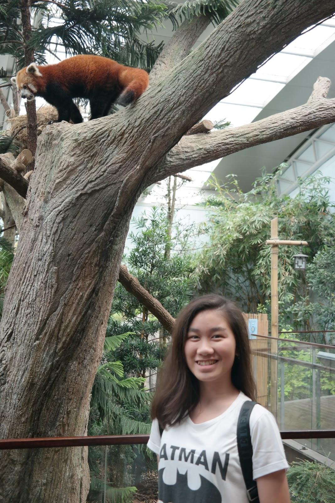 Sarah Puspitas Singapore Trip Feat Geng Hot In Cream River Safari Anak Amazon Quest Adalah Tujuan Kami Selanjutnya Sebenernya Ini Satu Satunya Alasan Gue Pingin Balik Lagi Ke