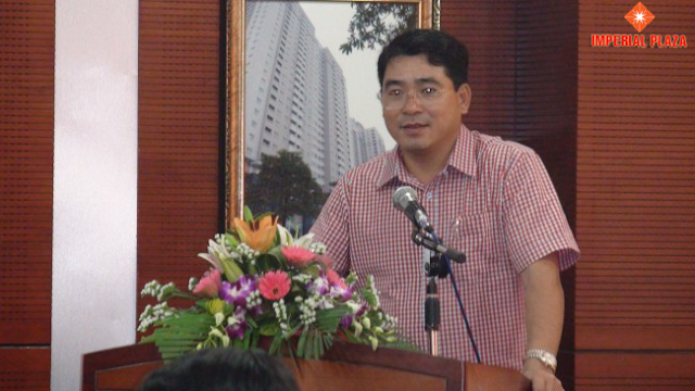Ông Nguyễn Đình Đại - Phó GĐ tập đoàn Tincom