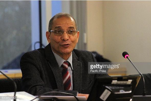 Increible pero verdad, un diplomático saharaui polígamo