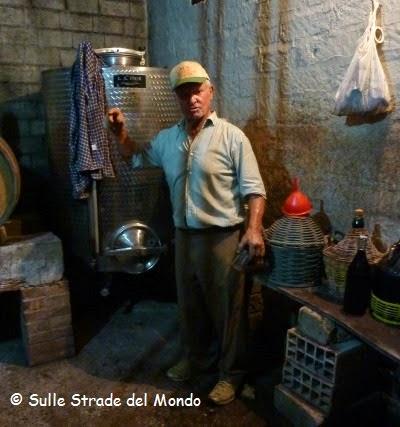 Montepulciano vino