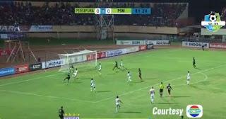 Hasil Persipura Jayapura vs PSM Makassar 1-1 Highlights