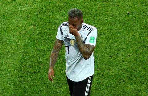 """Có một Jerome Boateng đã """"chết"""" ở tuyển Đức"""