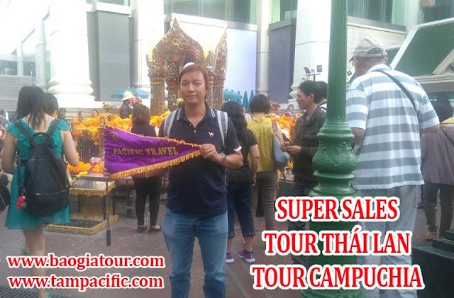 Super Sales tour du lịch Thái Lan