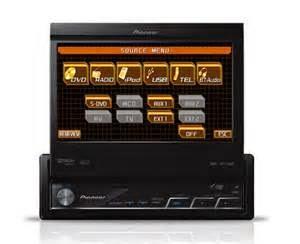 DVD Player Pioneer Di buat untuk iPod + USB  Ini yaitu system multimedia betul-betul serbaguna yang sangat mungkin Anda untuk memainkan nyaris seluruhnya format hiburan digital yang ada dengan cara komersial terhitung film DivX.  The anti - silau monitor lipat 7 inci seutuhnya -bermotor. Ini panel sentuh, hingga Anda bisa dengan gampang mengontrol seluruhnya manfaat dengan sentuhan mudah pada monitor.