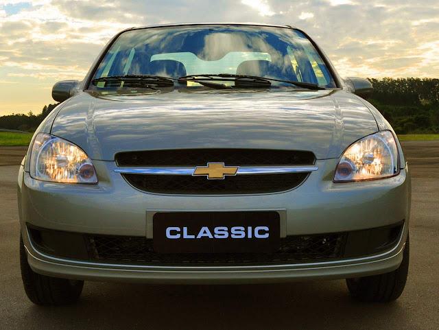 Chevrolet Corsa Sedan/Classic 2016