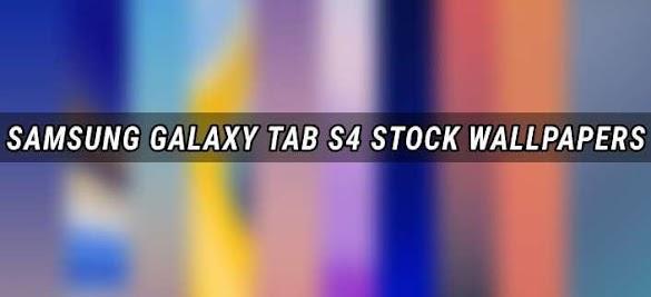 Download Kumpulan Stock Wallpaper Samsung Galaxy Tab S4 Gratis