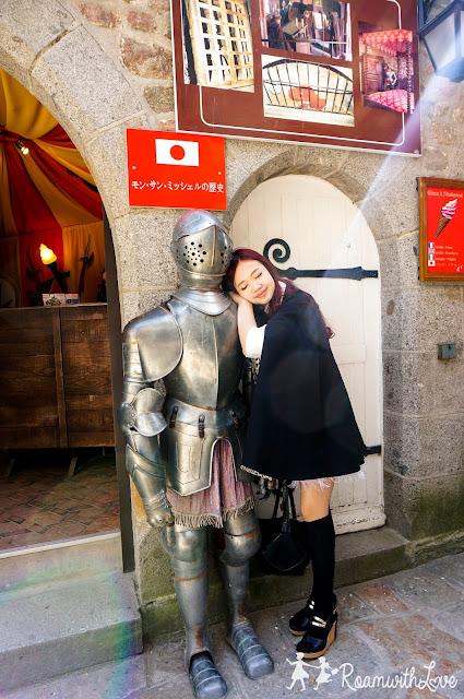 Honeymoon, review, france, Mont Saint Michel, รีวิว,ฮันนีมูน,ฝรั่งเศส,มงแซงมิเชล,สวีท,ทริป,ปราสาท,มินาสทิริธ,the lord of the rings,Minas Thirith,museum