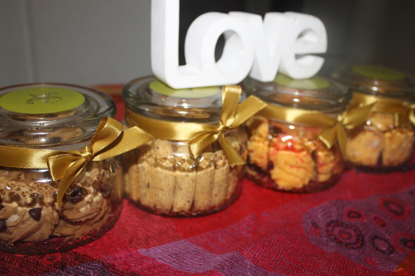 Kompilasi Resepi Biskut Semperit Cappucino, Semperit Kejutan Oren, Semperit Nutty dan Semperit