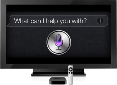 Siri Di Apple TV Apple