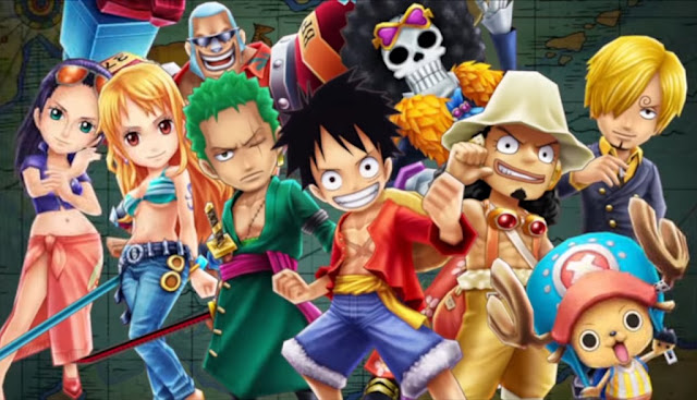 Download One Piece Thousand Storm apk